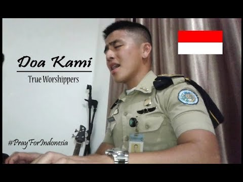 True Worshippers - Doa Kami [Doa Bagi Bangsa] (cover by Jevon Wagey)