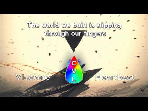 Vicetone feat. Collin Mcloughlin - Heartbeat (Lyric Video)