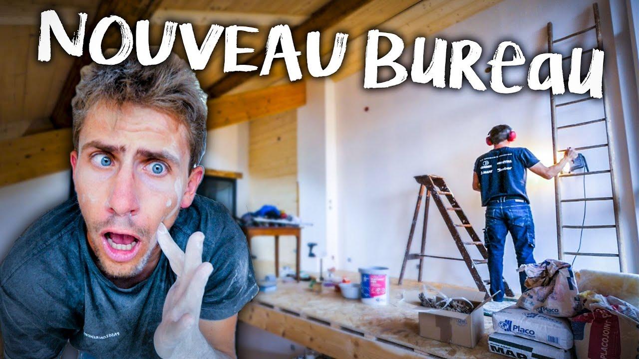 MEZZANINE DE QUALITÉ SUPÉRIEURE  - Passion Rénovation Ep55 - construction maison travaux DIY