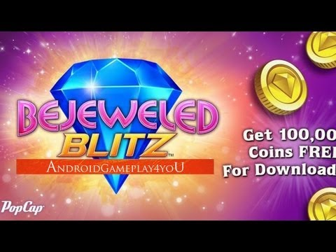 Bejeweled Blitz Android Game HD Gameplay [Game For Kids]