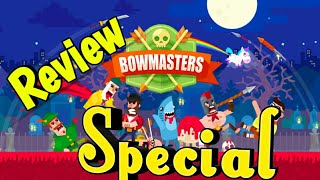 Review special games Bow master