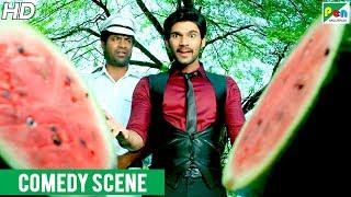 Samantha Prabhu & Bellamkonda Sreenivas Comedy Scene | Alludu Seenu Hindi Dubbed Movie | Mahaabali