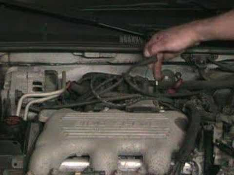 hqdefault ignition coil and plug wire inspect gm car repair help youtube  at nearapp.co