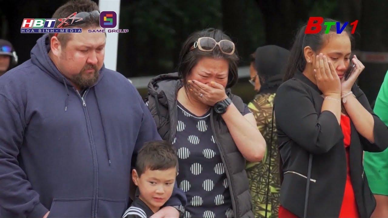 New Zealand Ra Luật Súng Mới Sau Vụ Thảm Sát Nhà Thờ Hồi Giáo - Tin Tức 24 Giờ - 19-03-2019