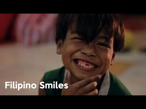 Filipino Smiles (The warmth of the Philippines)