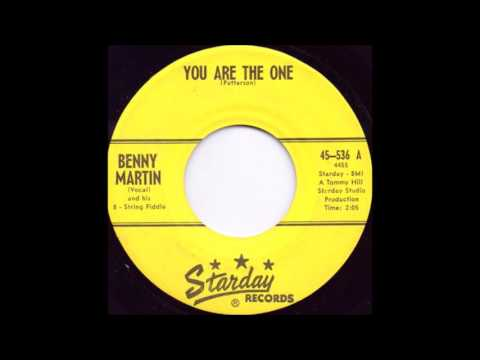 You Are The One - Benny Martin