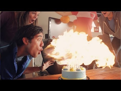 Thumbnail: Zach King magic vines compilation 2017 - Most amazing magic trick ever