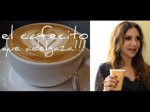 El Café Que Adelgaza y Acelera el Metabolismo / DIY Slimming Coffee