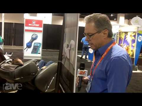 CEDIA 2013: Cozzia Presents its 3D Zero G Massage Chair