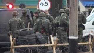 СБУ розібрала «редут» блокадників у Кривому Торці