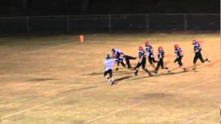 Pigeon Forge Middle School Football