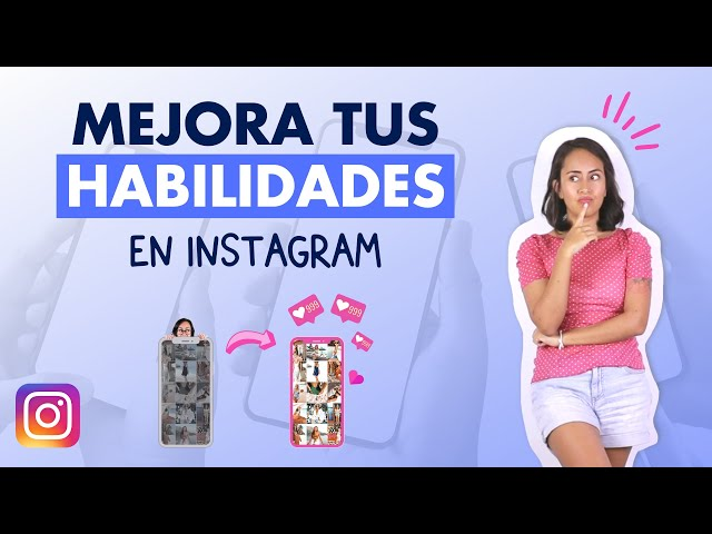 Cómo optimizar tu estética en Instagram (7 Pasos + recursos digitales) | Aprende con Diana Muñoz