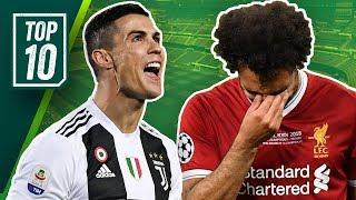 Die besten Fußball-Momente 2018!