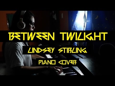 Between Twilight – Lindsey Stirling (piano cover by Gillian Rose)
