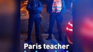 Pemenggalan Kepala Seorg Guru Di Perancis 16 Okt 2020