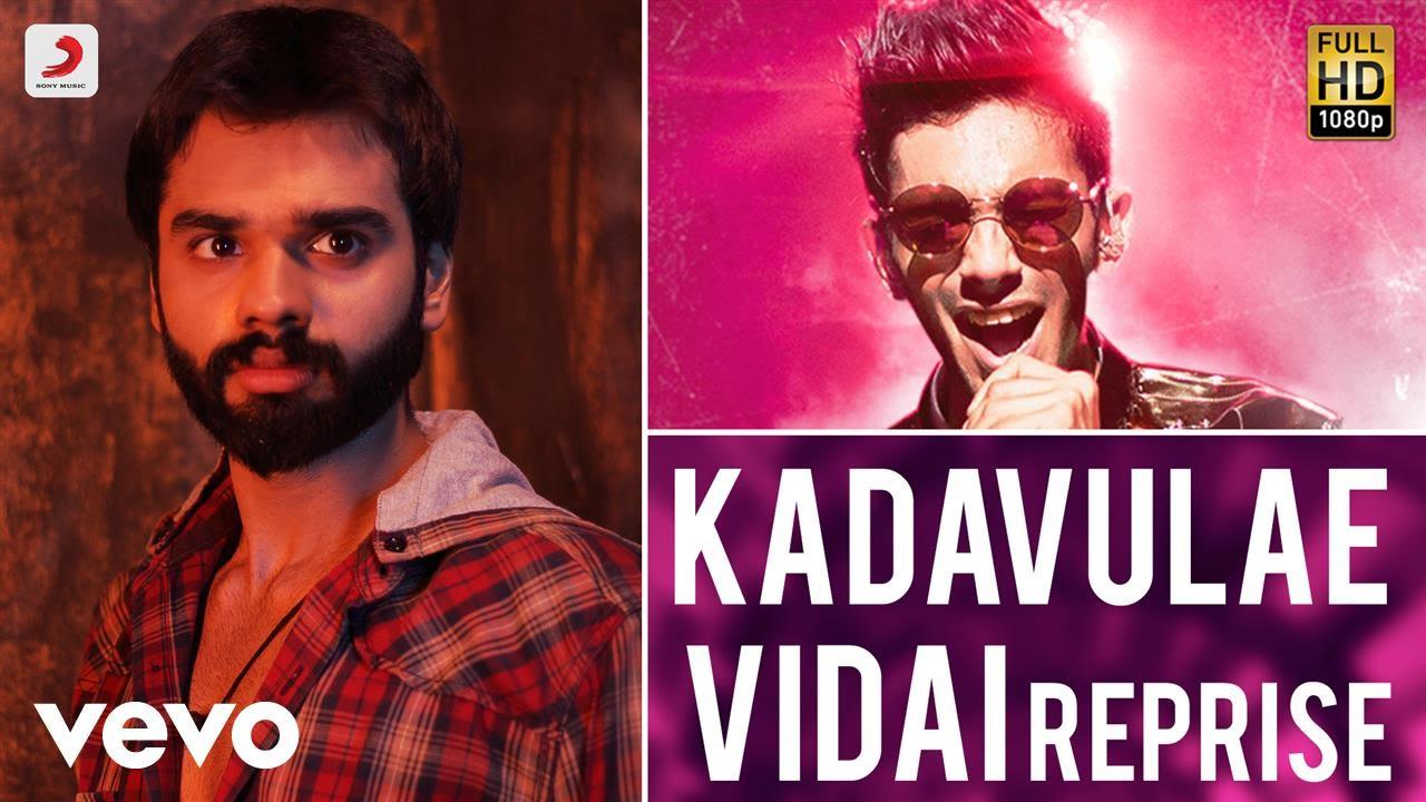 rum-kadavulae-vidai-reprise-tamil-song-anirudh-ravichander-hrishikesh-sonymusicsouthvevo