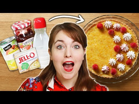 I Baked A Dessert Using Only Random Pantry Items • Tasty