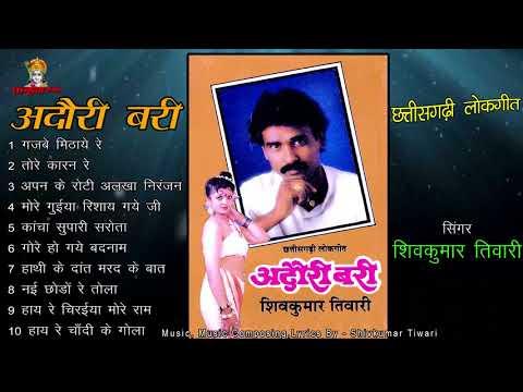 Adori Bari / Chhattisgarhi Lokgeet / Shivkumar Tiwari / Mp3 Audios