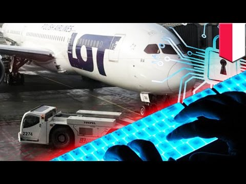 Airplane hack: Computer attack on Polish airline LOT strands 1,400 passengers - TomoNews