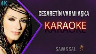 Cesaretin Varmı Aşka Karaoke 4K