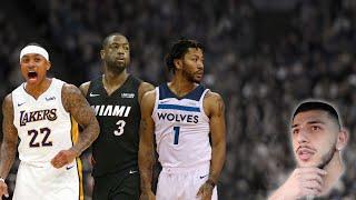 CRAZY NBA TRADES!! *Lakers, Cavs, Heat*