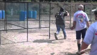 2015 Republic of Texas State IDPA Championship / Third Person