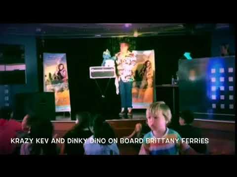 krazy Kev and Dinky Dinosaur