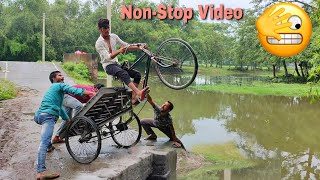 TRY NOT LAUGH CHALLENGE 😂 Must Watch New Non-Stop Comedy Video Hindi Video / 2020/ Bindas Fun Masti