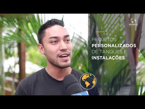 Entrevista Brasil Piscis Para Band Mundo Empresarial