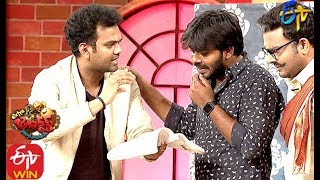 Sudigaali Sudheer Performance | Extra Jabardasth | 27th December 2019     | ETV Telugu
