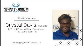 Gambar cover Crystal Davis on SCNR 84