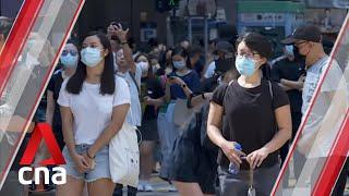 Emergency powers invoked in Hong Kong to ban face masks amid protests