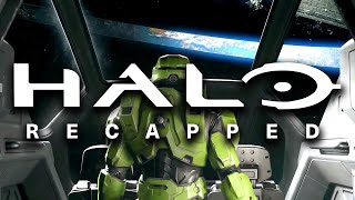 Recapping the entire Halo story: everything between the human-forerunner war, and the events of Halo Wars 2. This is the complete Halo story so far. Subscribe ...
