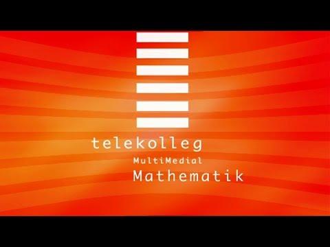 Telekolleg Mathematik Grundkurs
