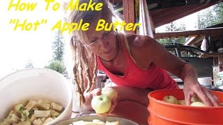 How to Make Apple Butter: Starrys Kitchen