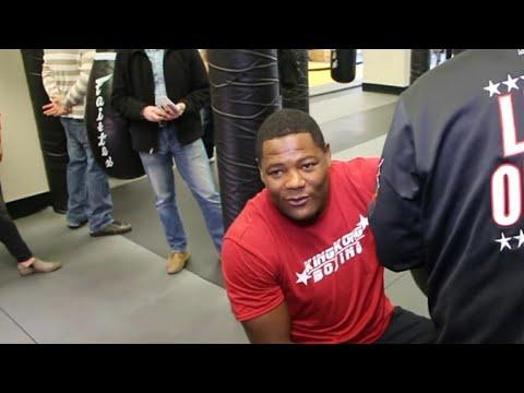 "Luis Ortiz ""Wilder Getting KO'd No Judges Needed Then AJ Is Next""!!!!"