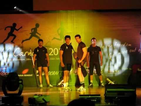 GHAC Adventure Fashion Show Hyderabad