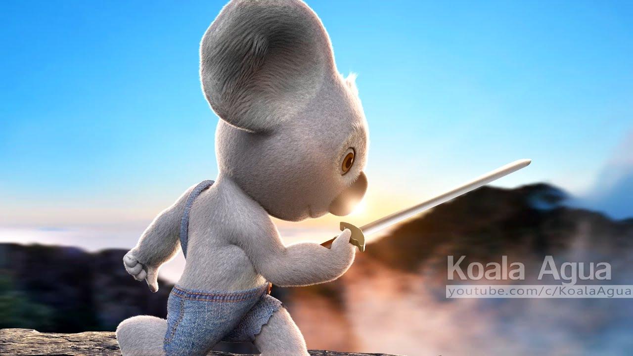 Kung Fu Master @Koala Agua - Shaolin Sword