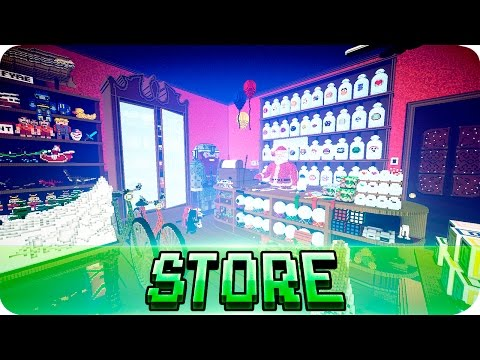 Minecraft - Giant Toy Store By FyreUK - Christmas Cinematic