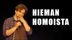 stand up komedia parhaimmat naurut