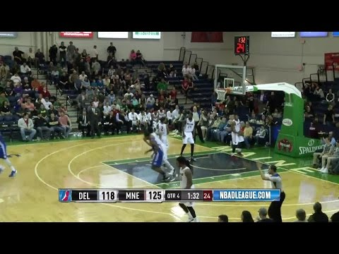 Highlights: Rodney Carney (28 points)  vs. the Red Claws, 3/31/2016