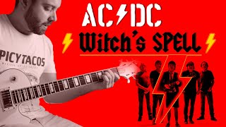 AC/DC - Witch's Spell Guitar Cover