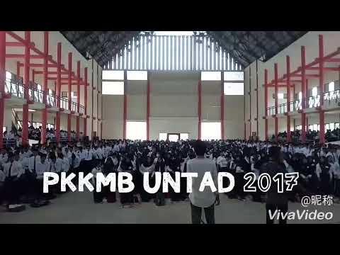 PKKMB 2017 gedung PKM UNTAD (gugus 9 & 10).