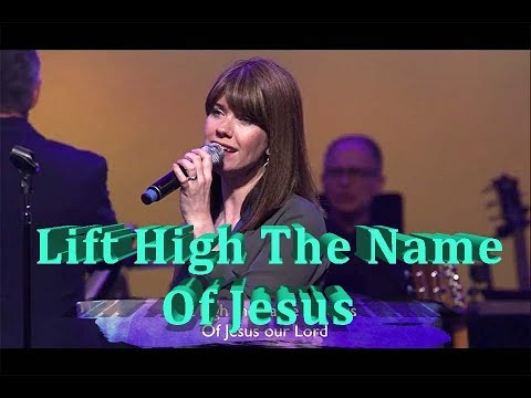Lift High The Name Of Jesus | Keith and Kristyn Getty Live! (Irish Hymns & Worship Music | Lyrics)