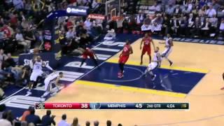 Toronto Raptors vs Memphis Grizzlies   April 1, 2016   NBA 2015-16 Season