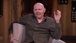 Bill Burr and Sarah Silverman