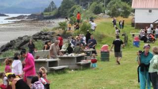 Island Community Pride - Skidegate Days, Haida Gwaii, Canada