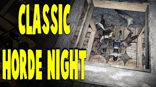 Classic Horde Night   7 Days To Die - The Wait For Alpha 17   Part 10