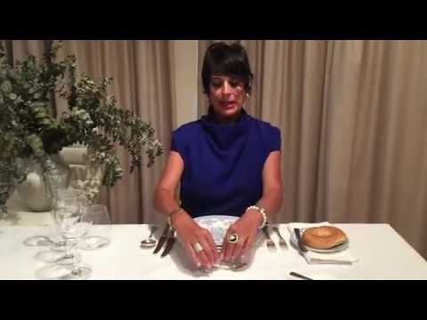 Speech 2 Etiquette Table Manners An Introduction To Dining