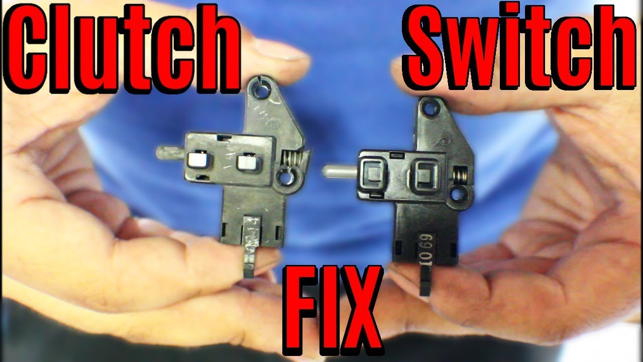 Motorcycle Clutch Switch Replacement
